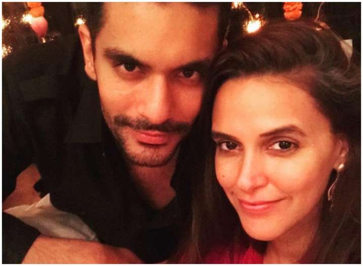 All about Neha Dhupia's husband Angad Bedi