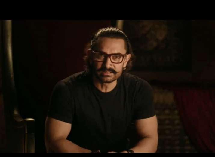 Aamir Khan announces 'Thugs Of Hindostan' to be released in IMAX theaters