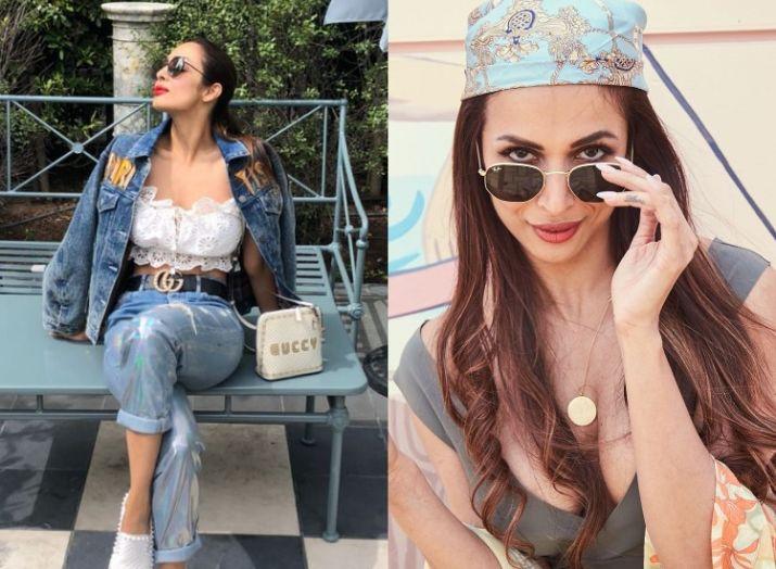 Malaika Arora trolled for sharing swimwear pics, here's