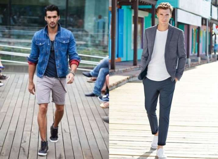 India Tv - Men's Style Decoded: Jazz up your summer look with lighter fabrics and pastel colours