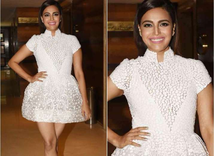 Swara Bhaskar gets trolled for her dress, she joins in for a good laugh