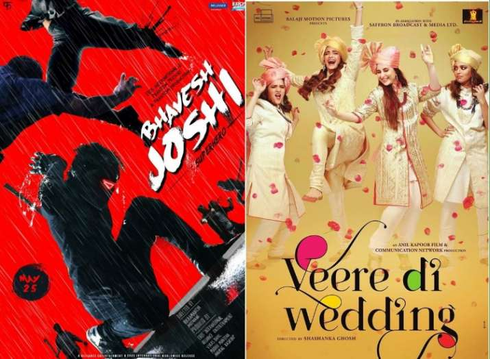 Harshvardhan Kapoor calls it a calculated move to release Bhavesh Joshi with Veere Di Wedding
