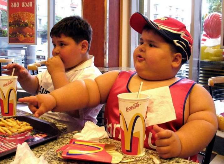 Being obese as a child impacts school performance and mind