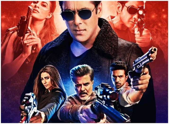 Race 3 Alla Duhai Hai song teaser out: Salman Khan, Anil