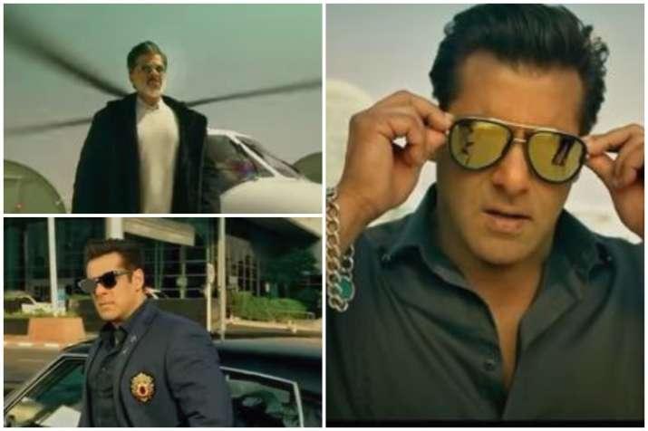 Race 3, Salman Khan