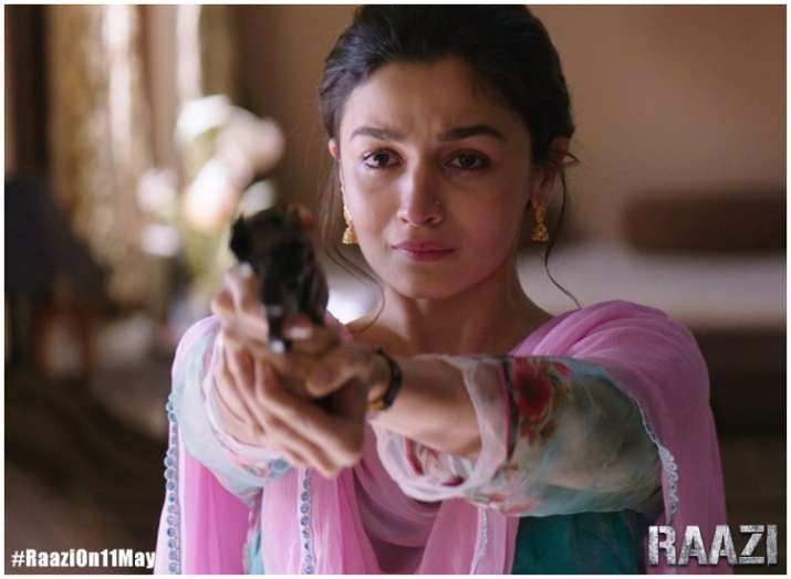 India Tv - 5 Reasons Why missing out Alia Bhatt's Raazi is a CRIME