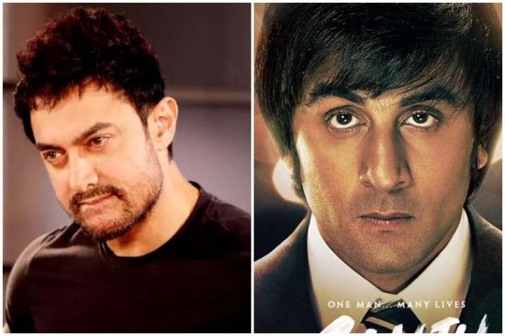 Aamir Khan, Sanju, Ranbir Kapoor