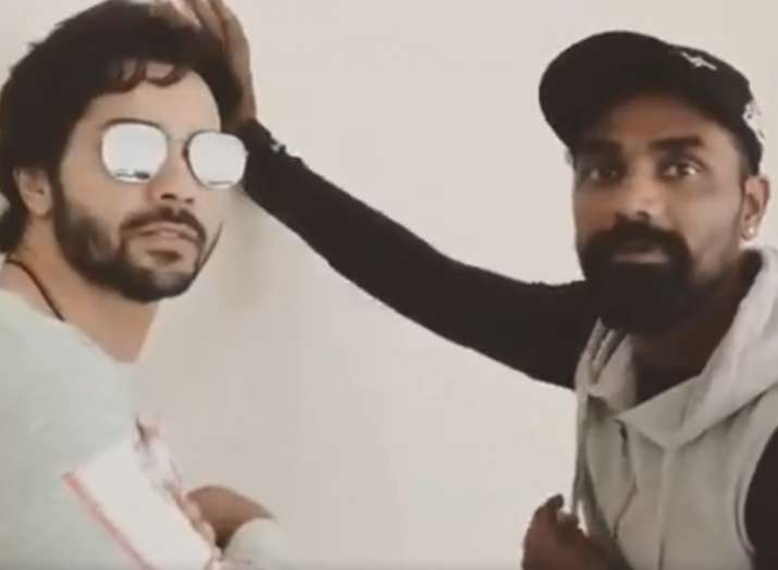Varun Dhawan, Remo D'Souza trolls Daisy Shah's 'business' dialogue in their latest Twitter video