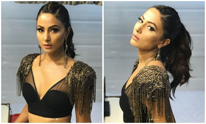 Bigg Boss Runner Up Hina Khan Trolled For Dressing Shamelessly