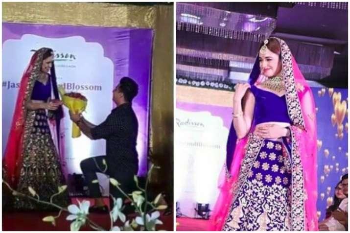 Prince Narula,Yuvika Chaudhary