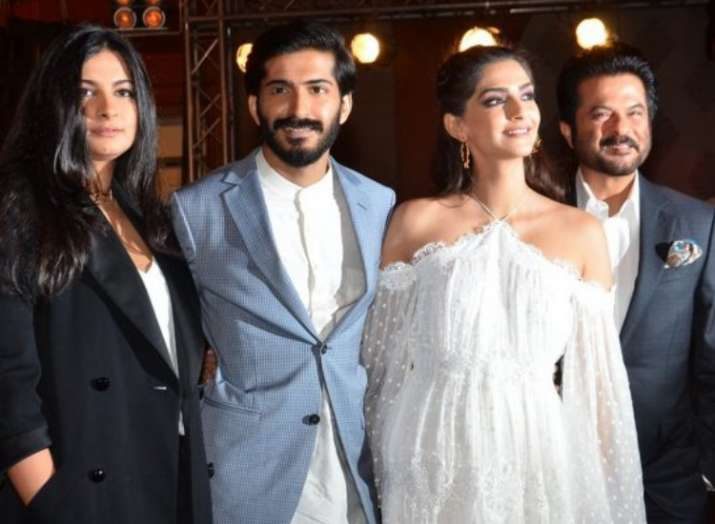 India Tv - Sonam Kapoor Wedding: Ace designer Raghavendra Rathore to adorn groom Anand Ahuja, father Anil, and brother Harshvardhan Kapoor