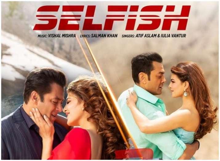 Race 3 Selfish song teaser