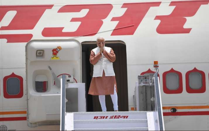 PM Modi leaves for Indonesia, the first phase of his