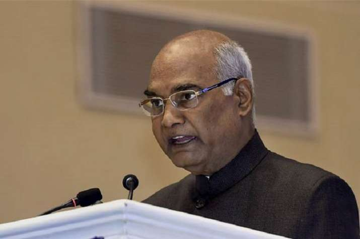 President Ram Nath Kovind attends all functions for a