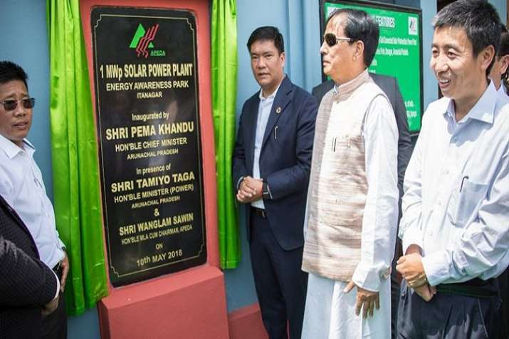 Arunachal Pradesh Chief Minister Pema Khandu on Thursday