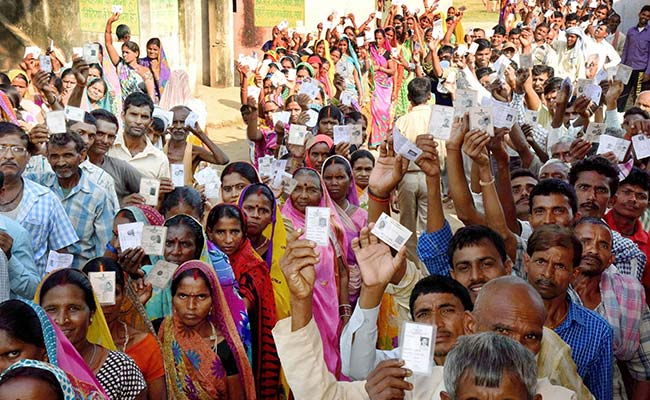 Stage set for bypolls to 4 Lok Sabha, 10 assembly seats across 10 states