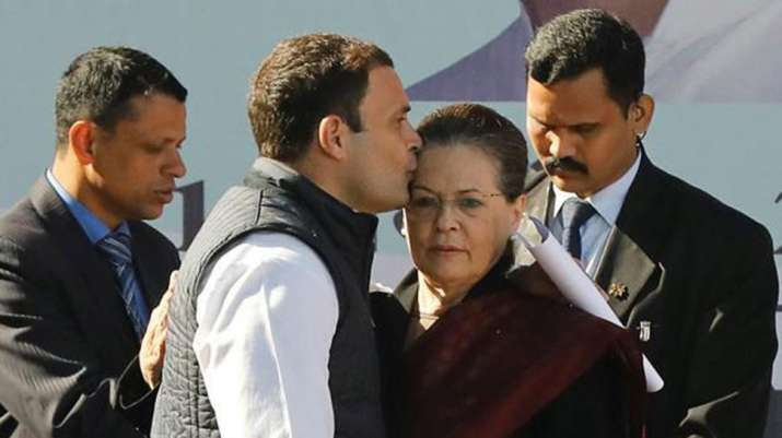 Sonia Gandhi to leave for abroad tonight for medical check-up, Rahul to accompany