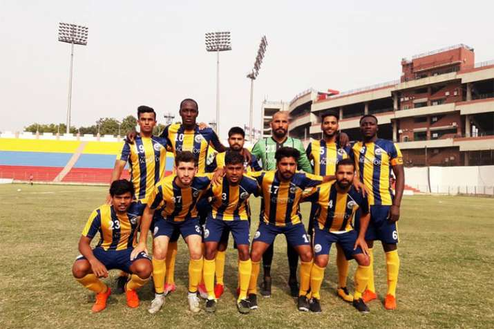 Real Kashmir FC I-League