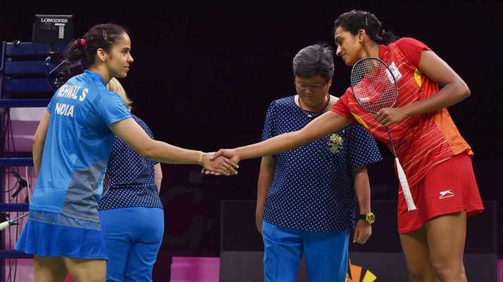 I take PV Sindhu just like any other opponent, says Saina