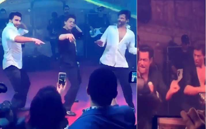 Shah Rukh Khan and Anil Kapoor's sweet Twitter exchange