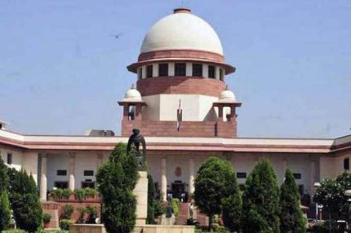 File Photo of Supreme Court.