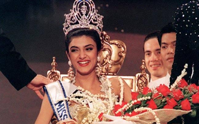 Sushmita Sen recalls 24 years of her Miss Universe journey