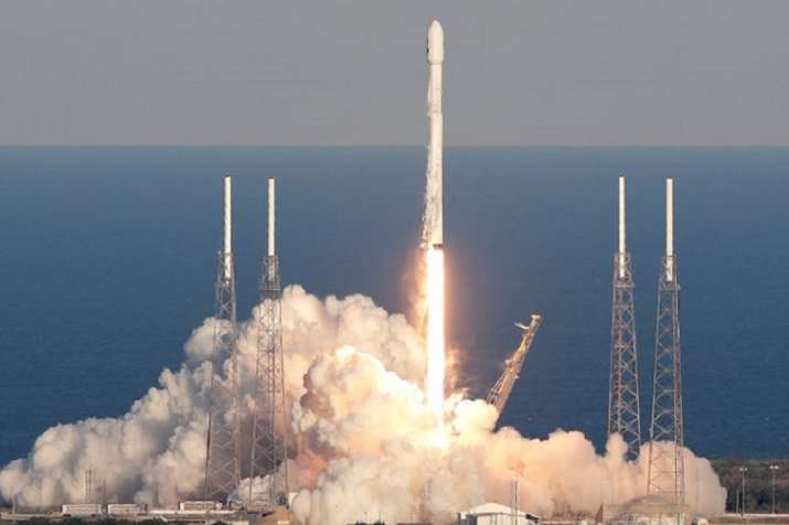 SpaceX on Friday launched it's upgraded and most powerful