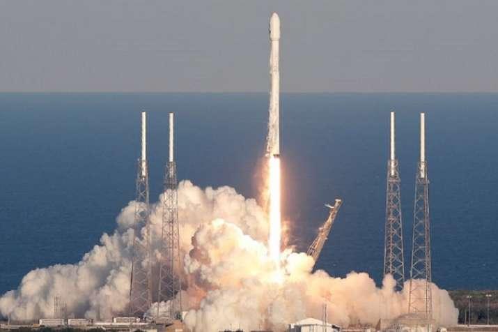 SpaceX Falcon 9 rocket takes 7 satellites for NASA, Iridium