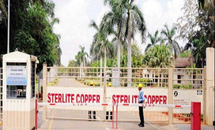 Land allotment for expansion of Sterlite Copper in Tamil