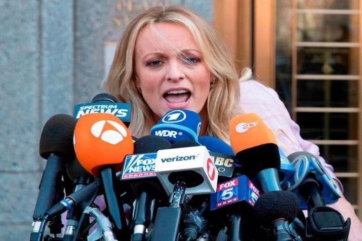Stormy Daniels files a defamation lawsuit against Trump
