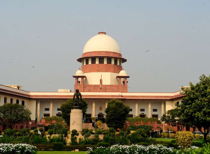 No govt house for ex-CMs in UP : SC