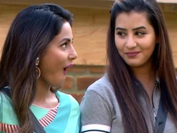 Shilpa Shinde, Hina Khan