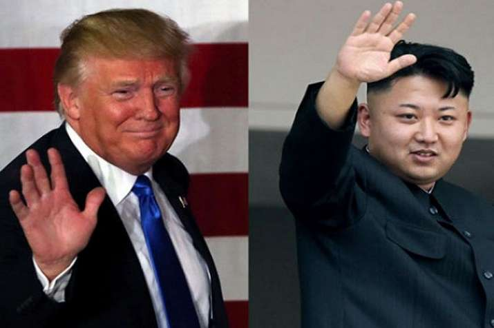 US President Trump to meet North Korea's Kim Jong-Un in