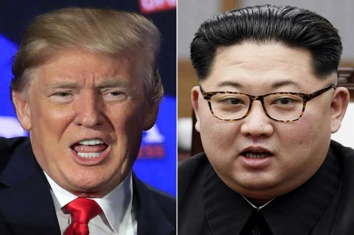 The highly anticipated meeting between Trump and Kim
