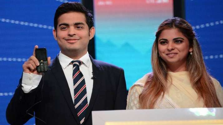 India Tv - Isha's twin brother Akash recently got engaged to Shloka Mehta, who is the daughter of diamantaire Russell Mehta. He heads Rosy Blue Diamonds, one of the country's leading diamond companies.