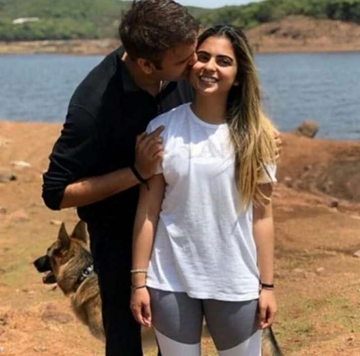 India Tv - Anand, who reportedly proposed to Isha at a temple in Mahabaleshwar, is the founder of Piramal Realty, one of India's leading real estate companies.