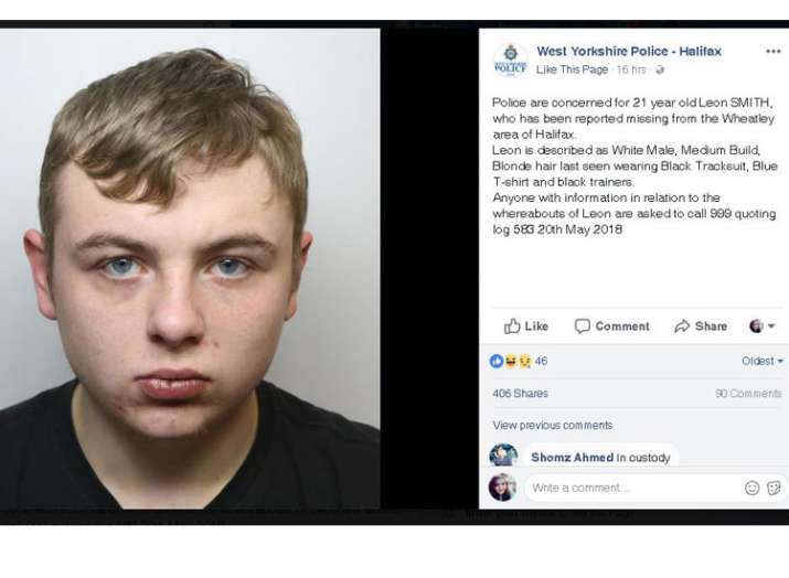 Man taunts cops on missing person Facebook post, says 'I'm not