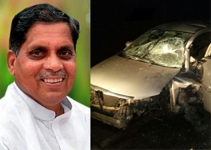 Karnataka: Newly-elected Congress MLA Siddu Nyamagouda dies in road accident
