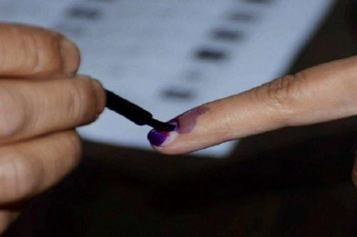 Poll to the reserved (SC) seat in Tharali constituency was