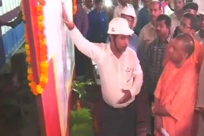 CM Adityanath made a surprise visit to the