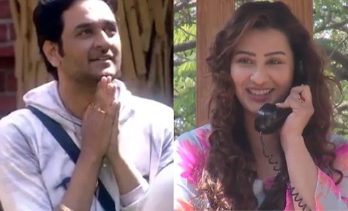 Shilpa Shinde opens up on Vikas Gupta