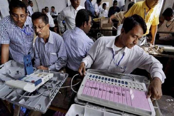 A total of 11,97,436 electorate, comprising 6,07,589 men