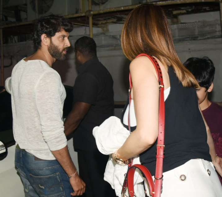India Tv - Hrithik Roshan and Sussanne Khan