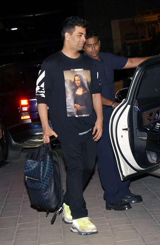 India Tv - They were accompanied by filmmakers Karan Johar and Ayan Mukerji.