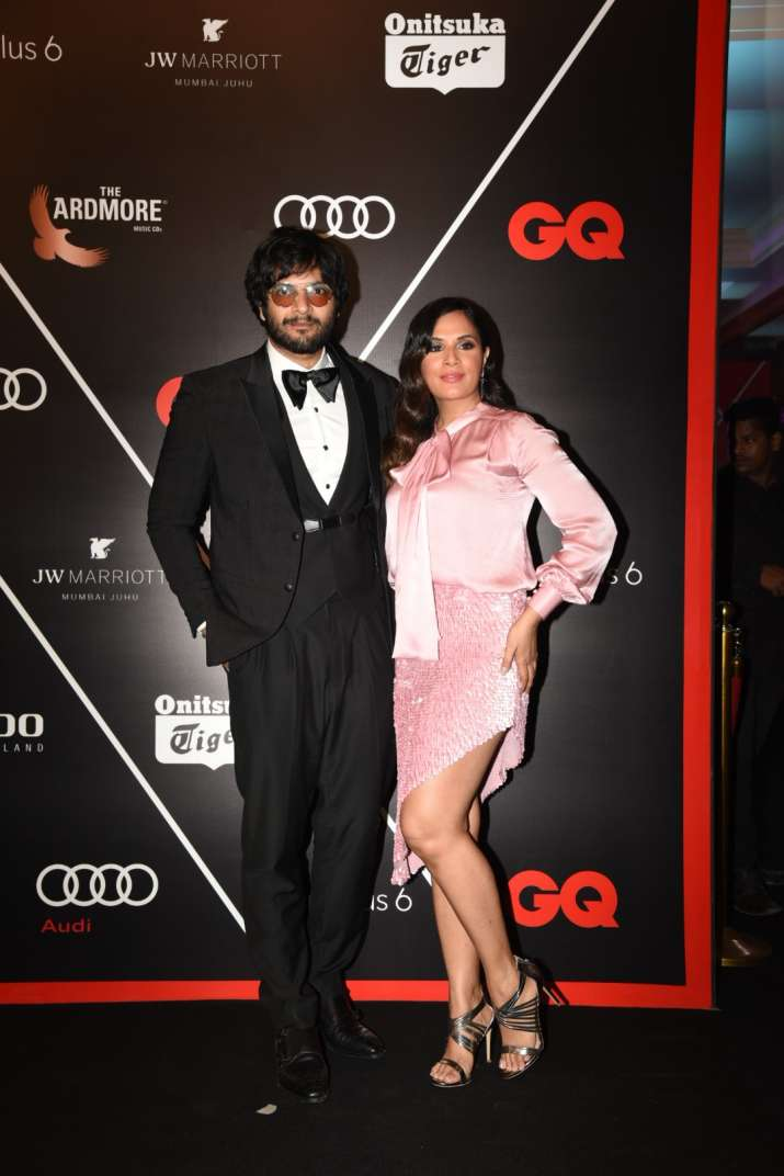 India Tv - Ali Fazal and Richa Chadha