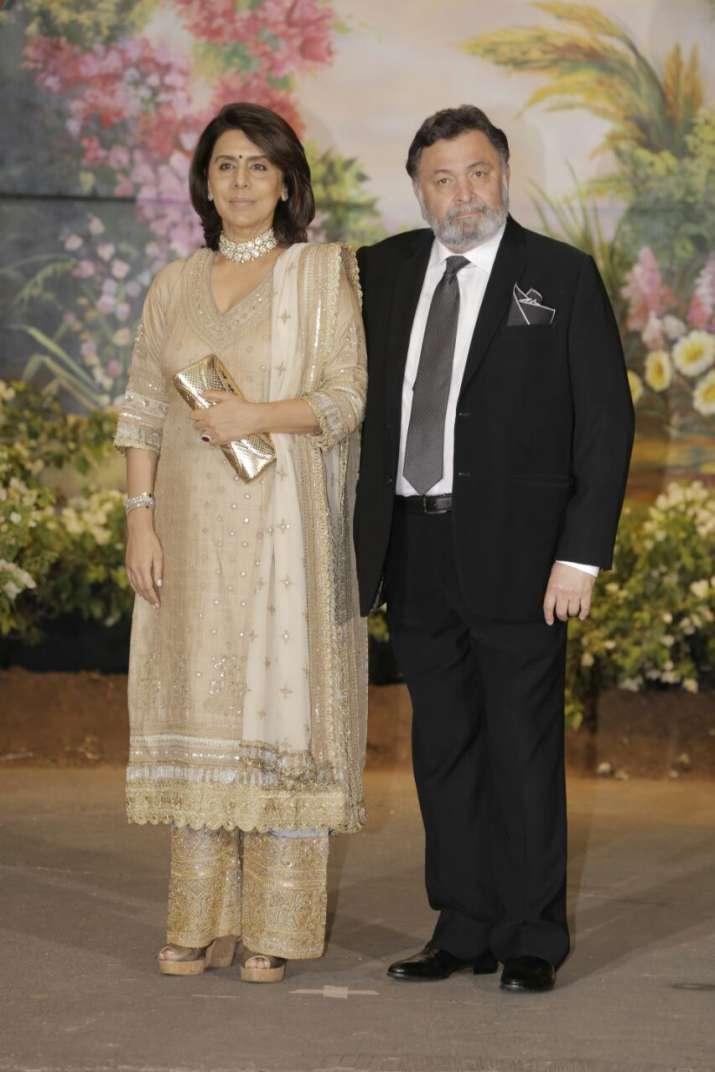 India Tv - Rishi Kapoor, Neetu Kapoor