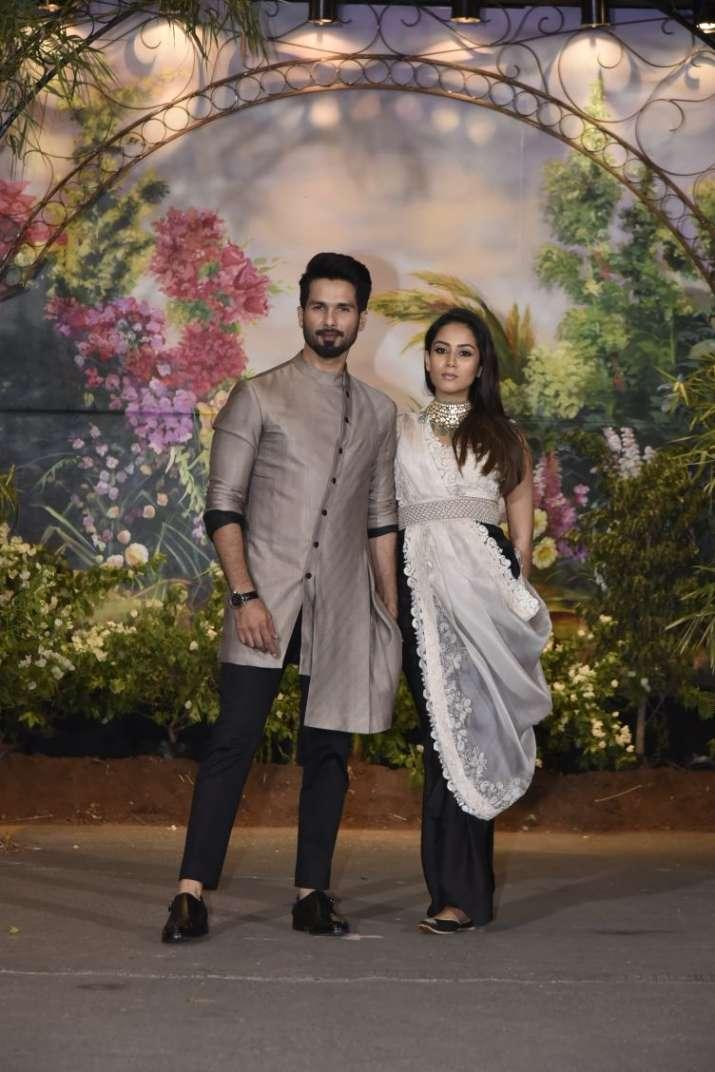 India Tv - Shahid Kapoor, Mira Rajput