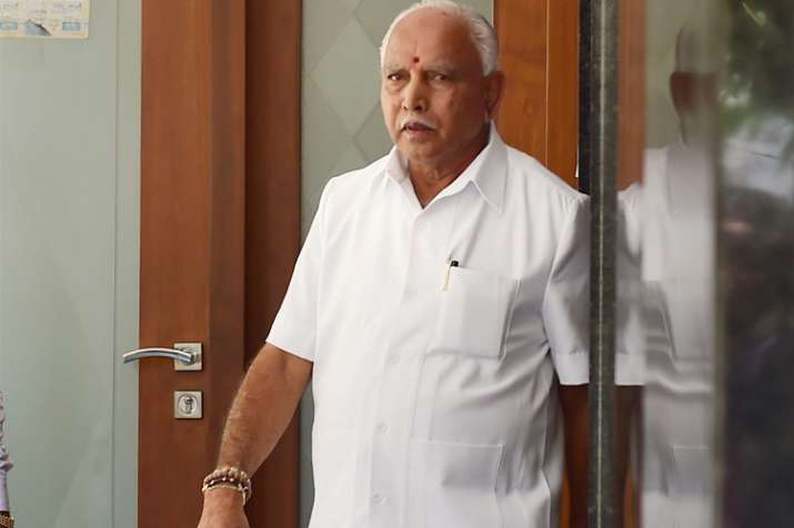 BS Yeddyurappa to take oath as Karnataka CM at 9 am
