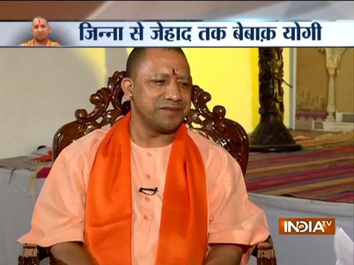 Watch EXCLUSIVE | UP CM Yogi Adityanath on IndiaTV: 'Jinnah
