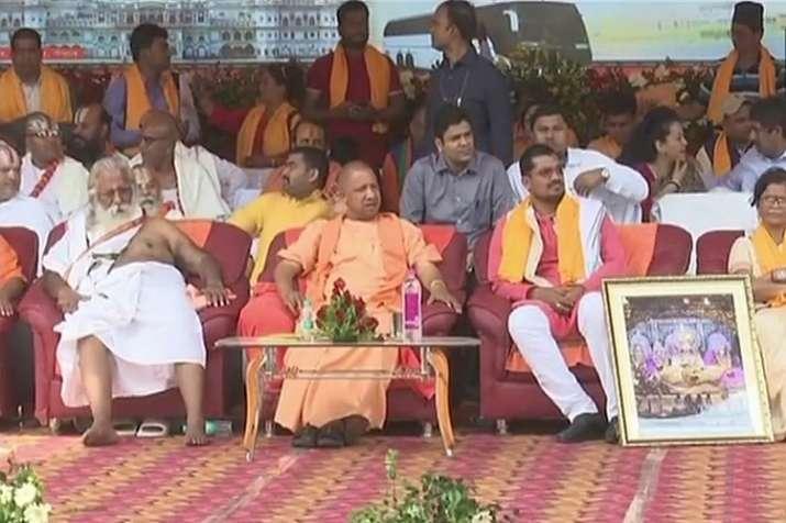 Uttar Pradesh Chief Minister Yogi Adityanath on Saturday